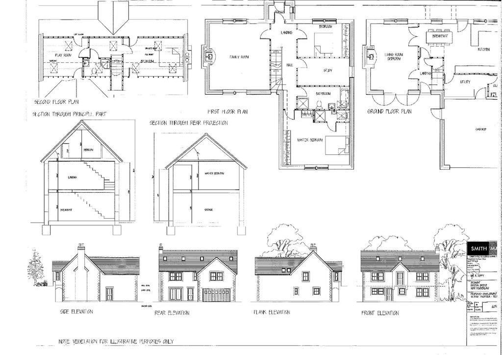 Plot for sale in Belmont Stables, Hexham  - Property Image 1