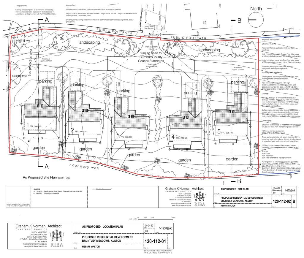 Plot for sale, Alston  - Property Image 2