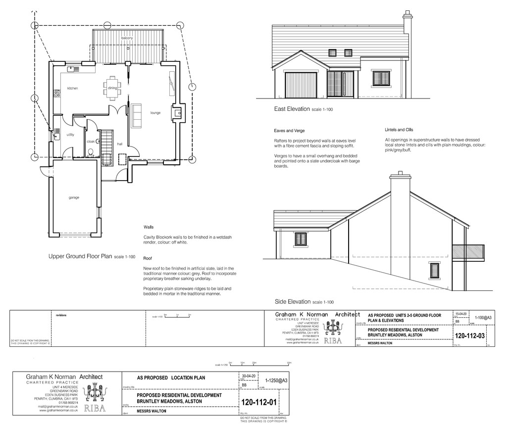 Land (commercial) for sale in Bruntley Meadows, Alston  - Property Image 10