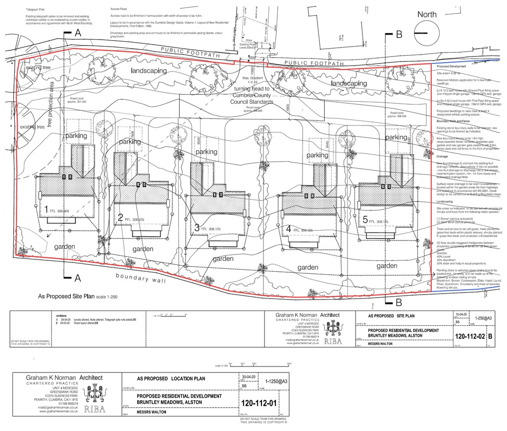 Land (commercial) for sale in Bruntley Meadows, Alston  - Property Image 1