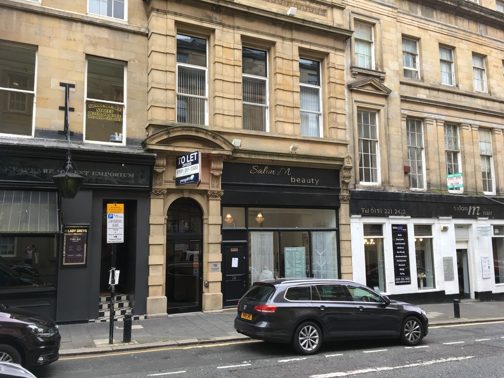 Superb Central location. Rent only £11.50 per sq ft per annum exclusive. Flexible lease terms with Tenant Break Options. Incentives