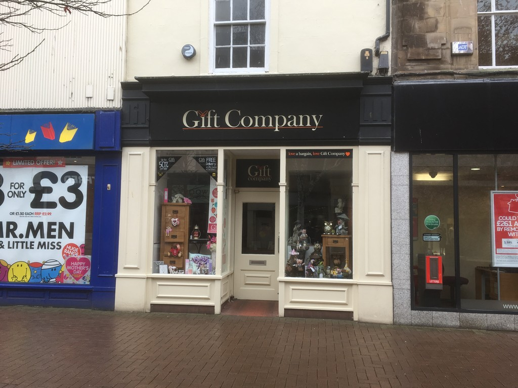 Shop For Sale or To Let. Reduced asking terms. City centre location. Suitable for occupiers or investors. Rent £27,500 per annum or Freehold price £225,000