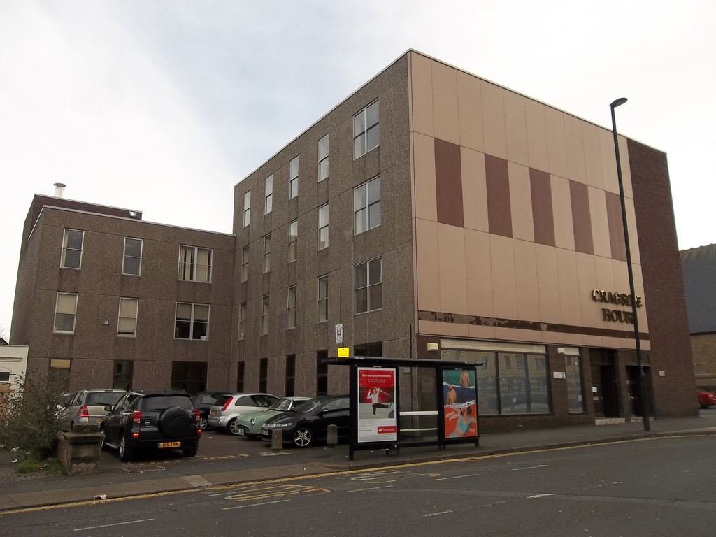 Second floor office space located in a suburb of Newcastle upon Tyne known as Heaton.  A good range of shops including Morrisons Supermarket are located on nearby Shields Road.