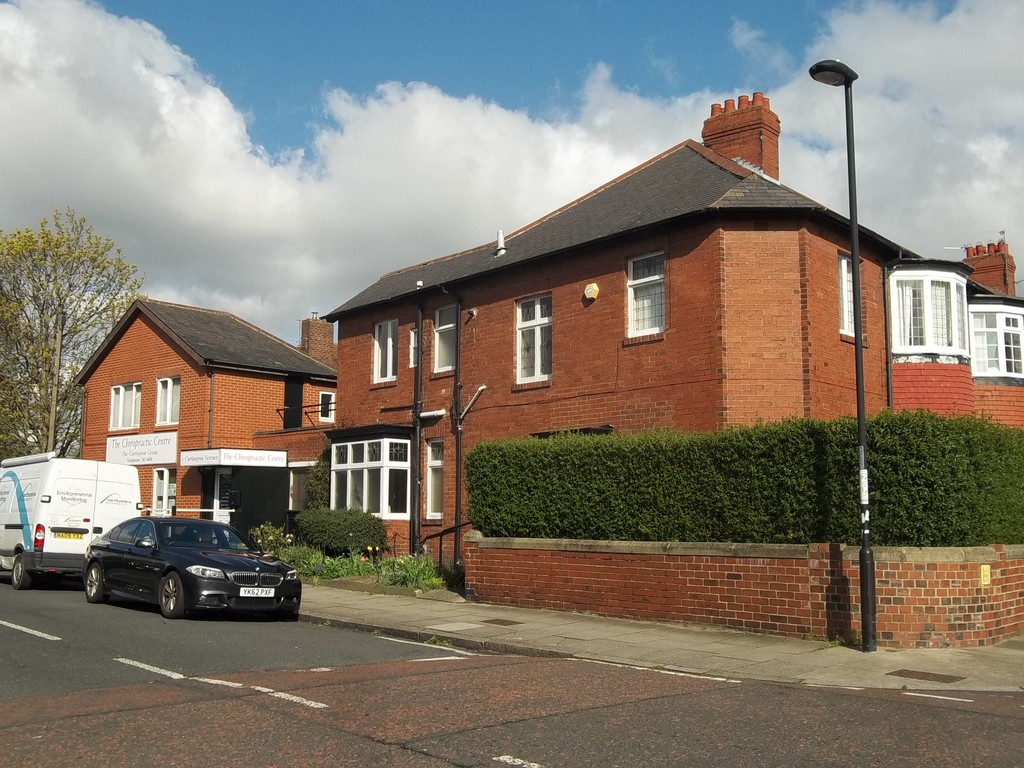 The property is situated in a residential area and has most recently been used as a chiropractor's practice. Suitable for residential use, subject to planning consent and possible alternative commercial uses.