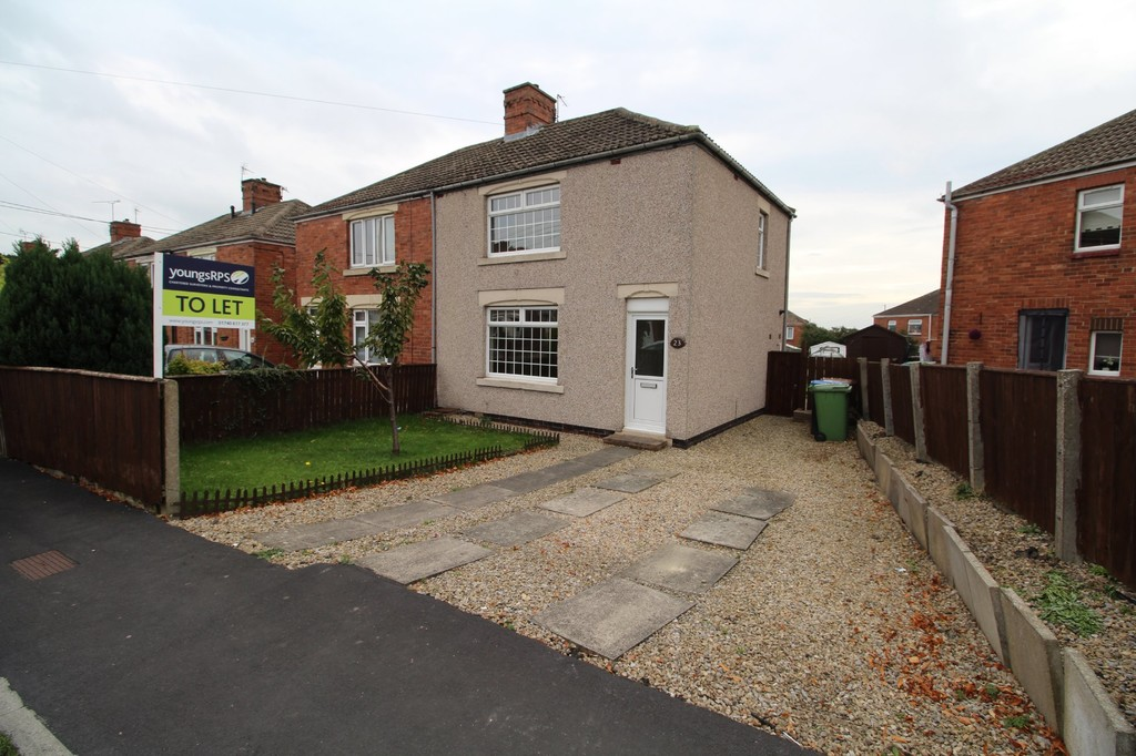 A two bedroomed semi detached property situated in Fishburn village close to all local amenities and having good road links. The property has the advantage of a conservatory to the rear, UPVC double glazing and gas central heating. Externally there are good sized gardens to both the front and rear plus double gate access providing off street parking.