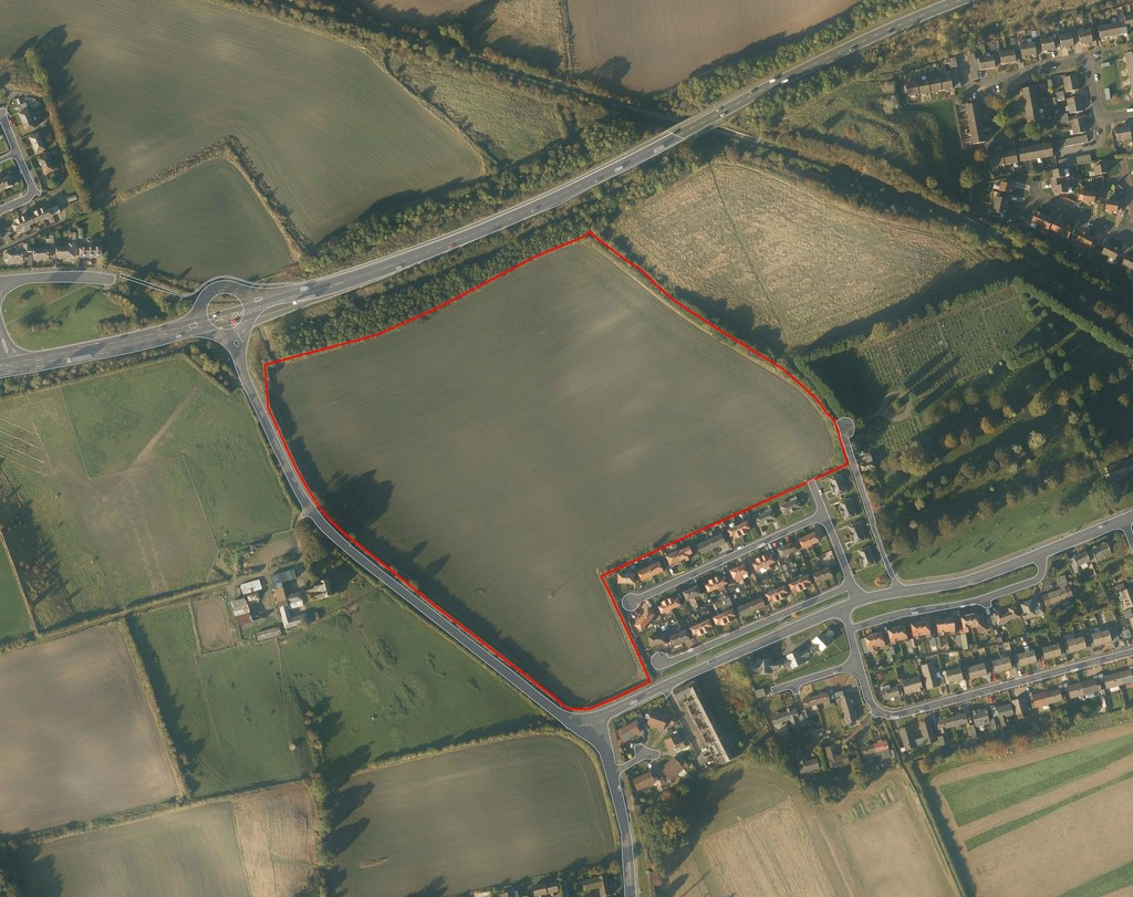 For Sale by Informal Tender. Closing Date for Greenfield Tenders: 12 Noon 23 November 2018. Outline Planning Consent granted for Residential Development (up to 190 units). In all approximately 18.33 acres (7.42 hectares) in a first class location