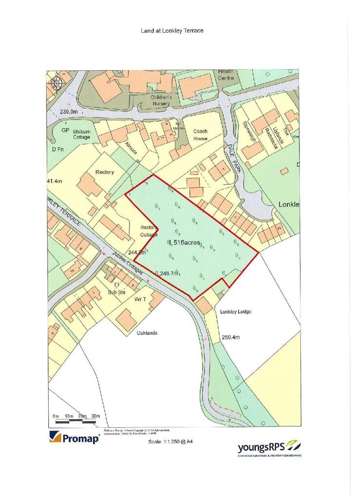 Plot for sale, Hexham 2