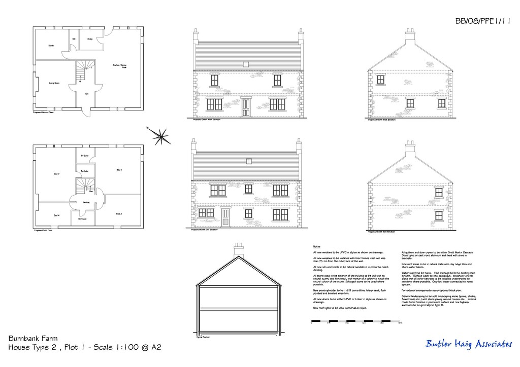 Plot for sale in Greenhaugh, Hexham  - Property Image 2