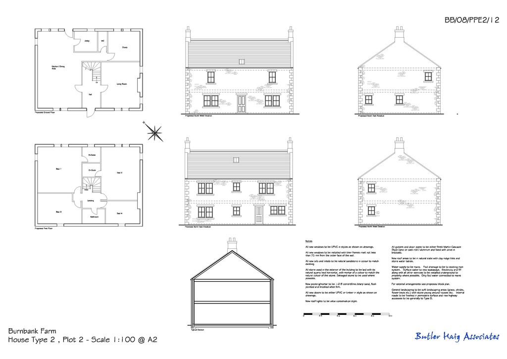 Plot for sale in Greenhaugh, Hexham  - Property Image 3