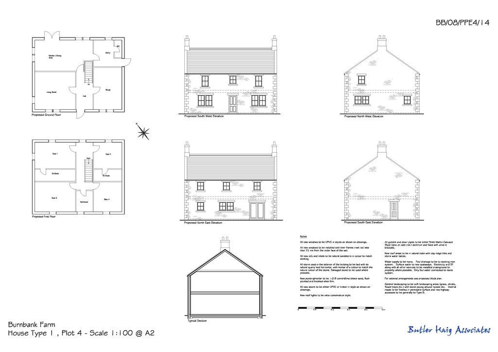 Plot for sale in Greenhaugh, Hexham  - Property Image 5