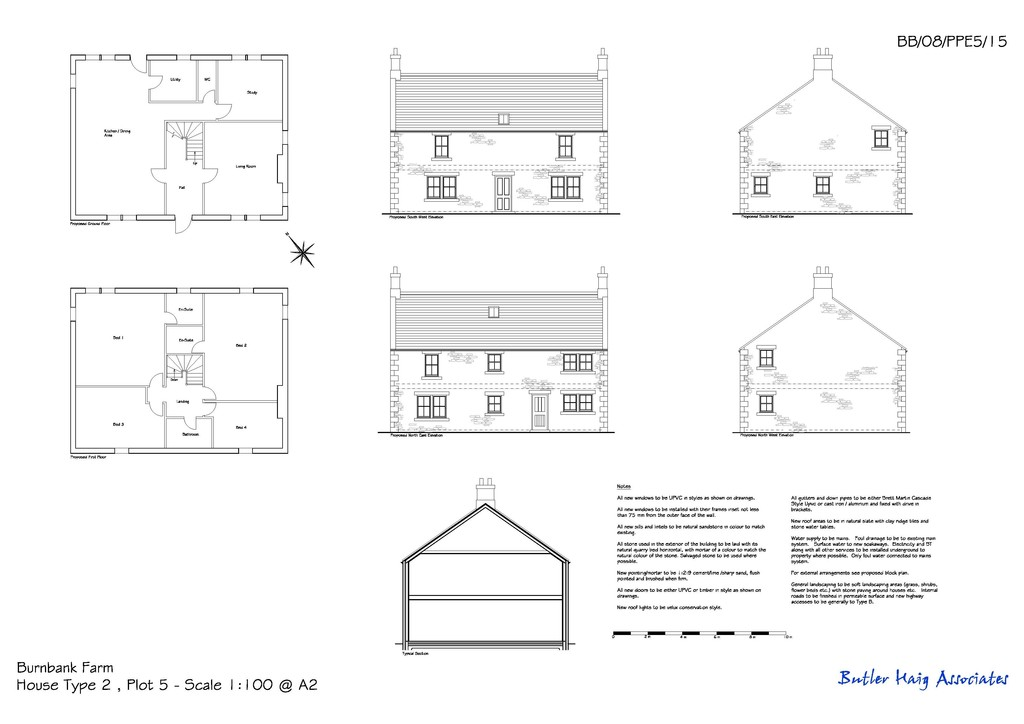 Plot for sale in Greenhaugh, Hexham  - Property Image 6