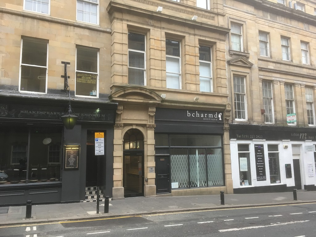 Superb central location.  Rent only £11.50 per sq ft per annum exclusive.  Flexible lease terms with Tenant Break Options.  Incentives. Newly Refurbished Suite