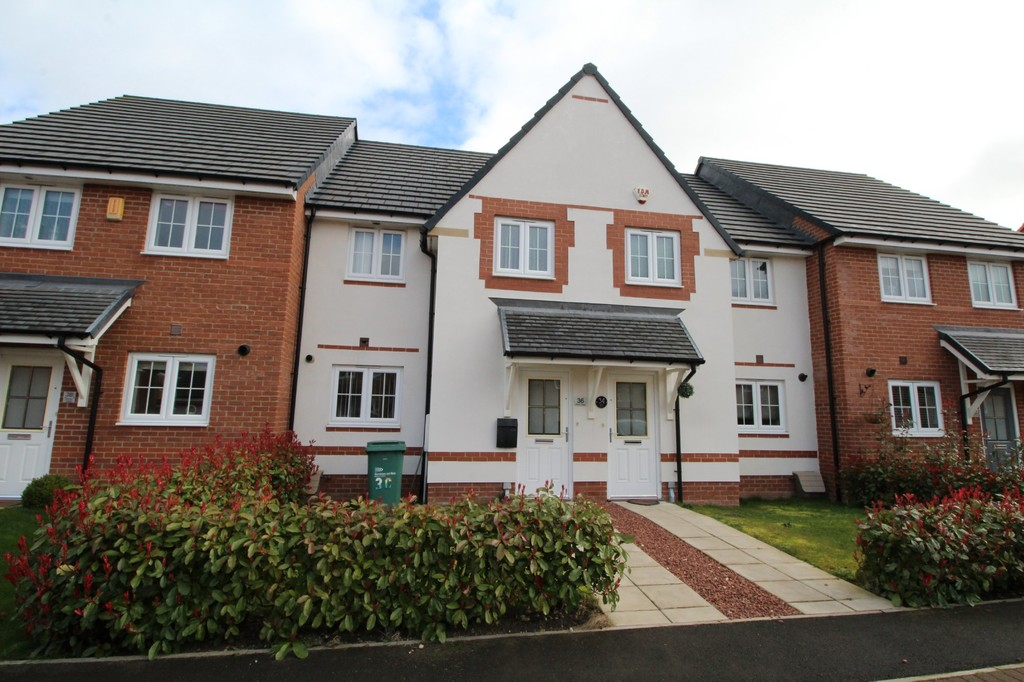 3 bed semi-detached house to rent in Brock Close, Stockton-on-Tees  - Property Image 1