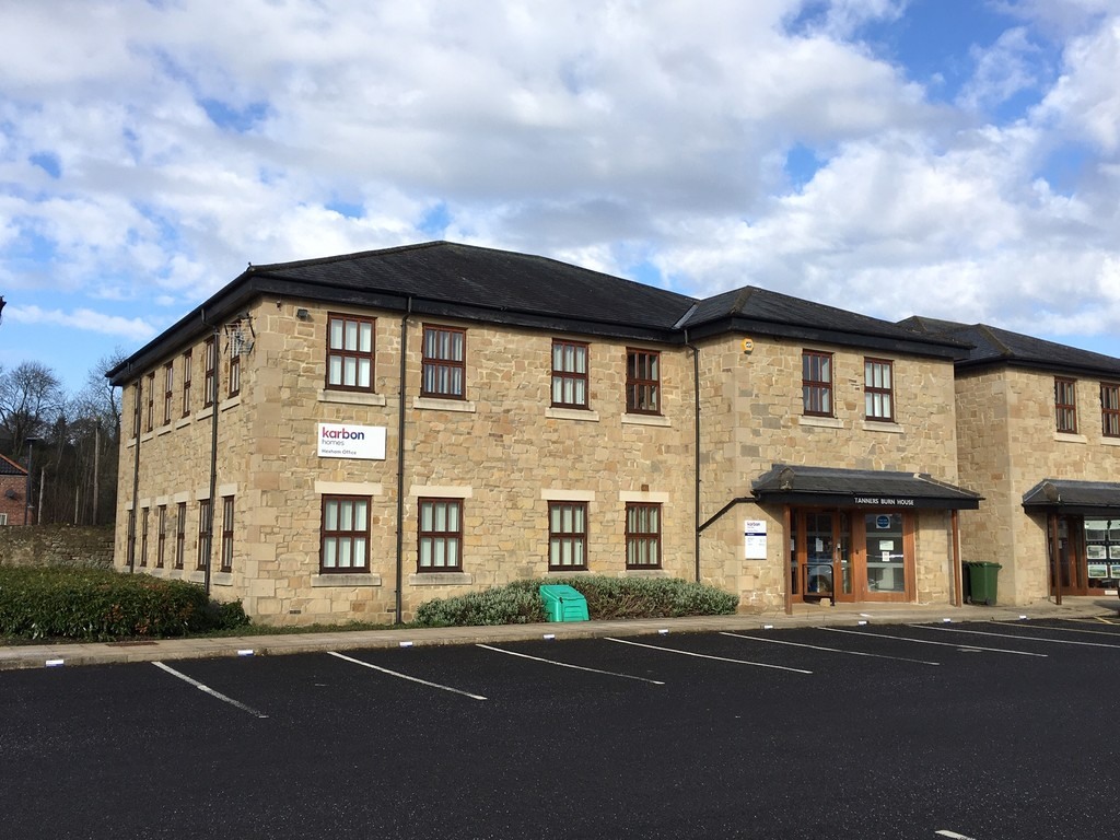 Two-storey office building offering a good standard of accommodation.