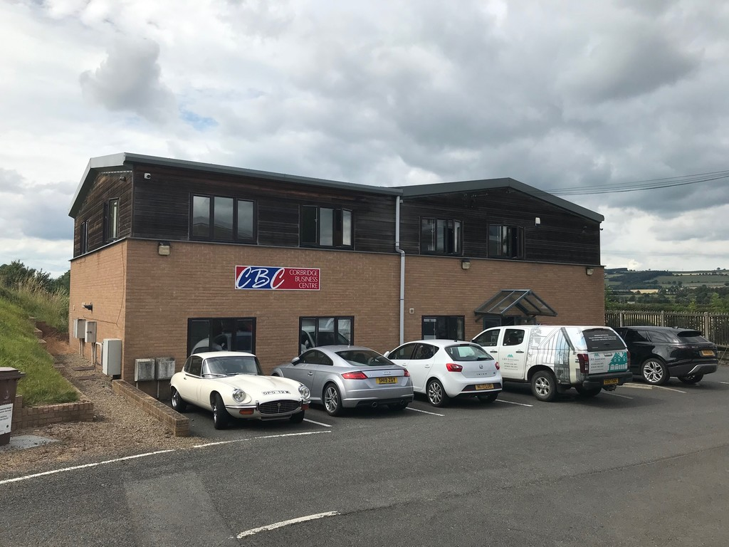 Modern office space to let with on site car parking.