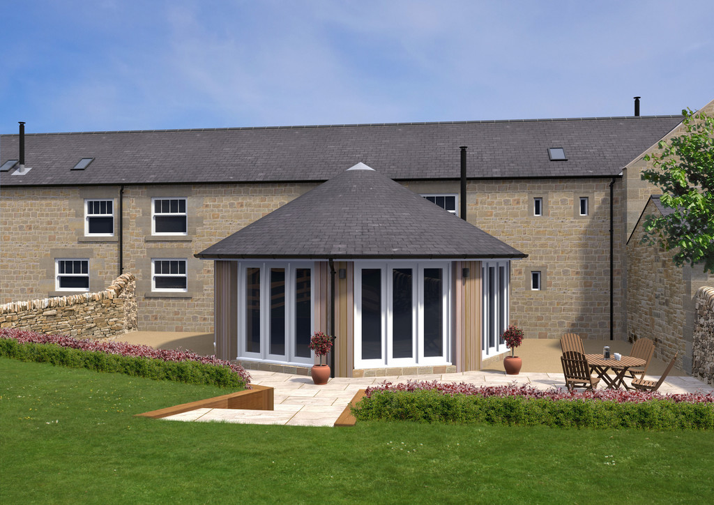 3 bed barn conversion for sale, Newcastle Upon Tyne  - Property Image 1
