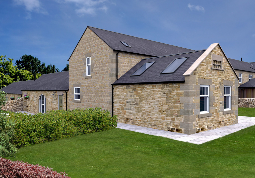 4 bed barn conversion for sale, Newcastle Upon Tyne  - Property Image 1