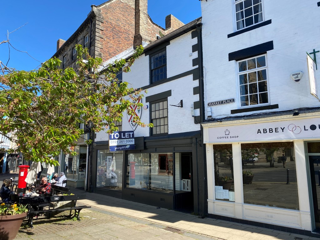 To rent in Market Place, Hexham 1