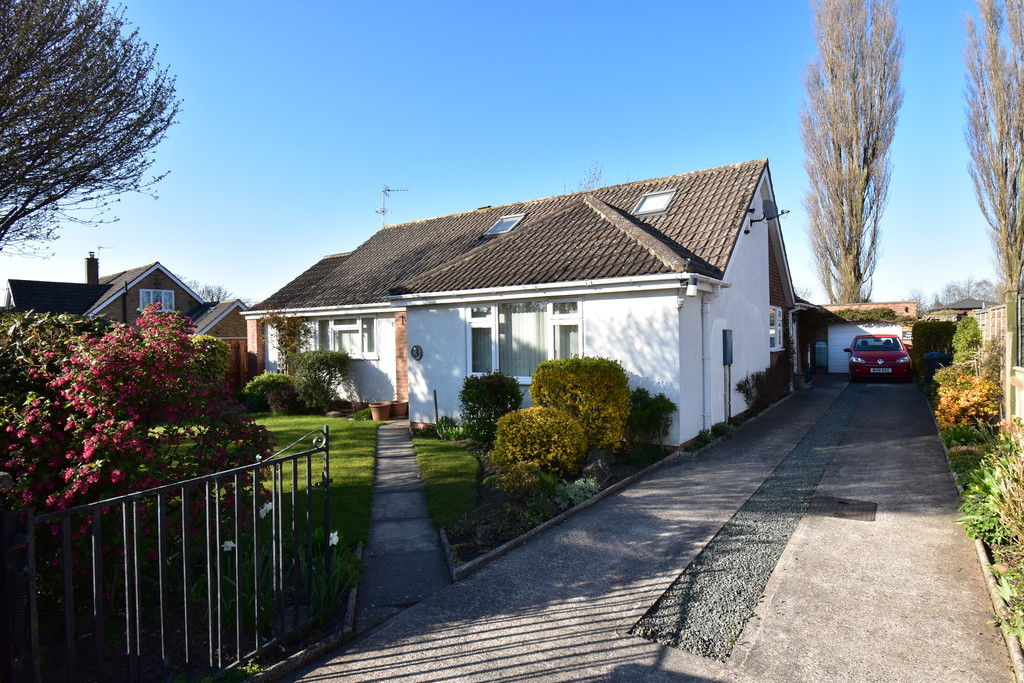 A spacious detached dormer bungalow located on a large plot in this sought after area on the east side of town. The versatile accommodation includes 3 reception rooms, 4 bedrooms & 2 well equipped shower rooms, 30ft long garage. Viewing essential.