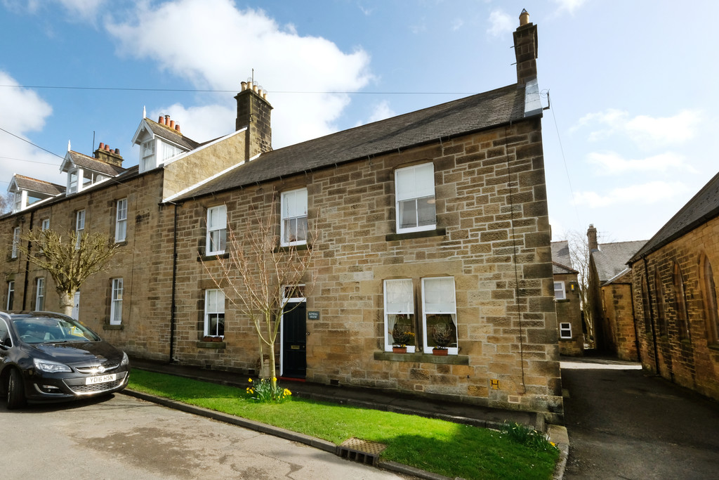 A double fronted stone built four bedroom property located in the heart of the North Tyne village of Bellingham. The well presented property offers spacious and versatile accommodation with many noteworthy character features.