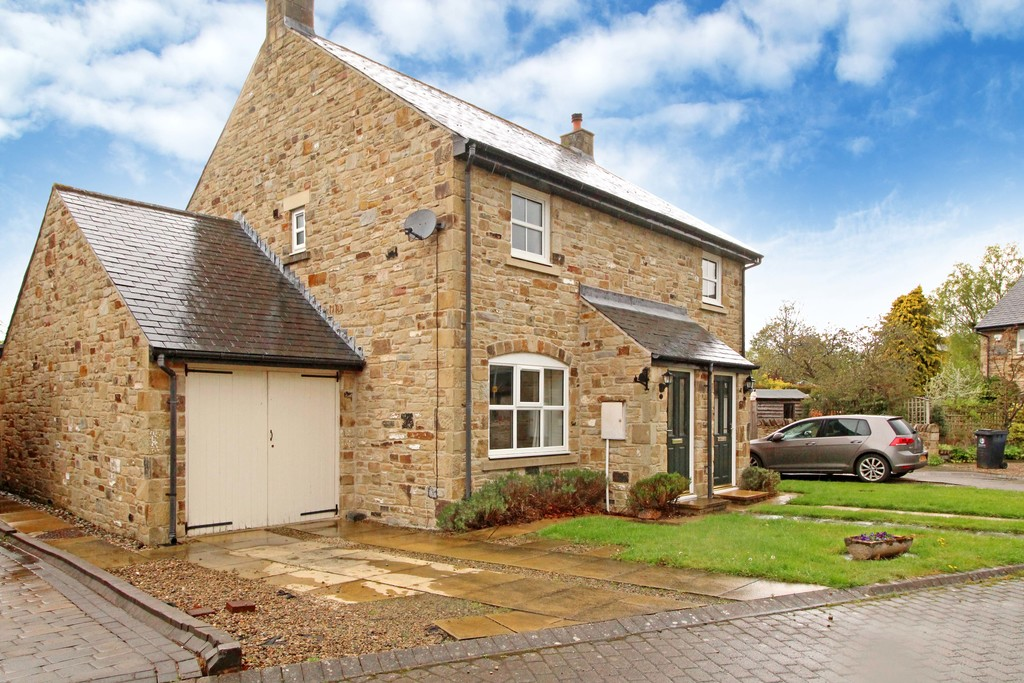 2 bed semi-detached house to rent in Beechcroft, Humshaugh  - Property Image 1
