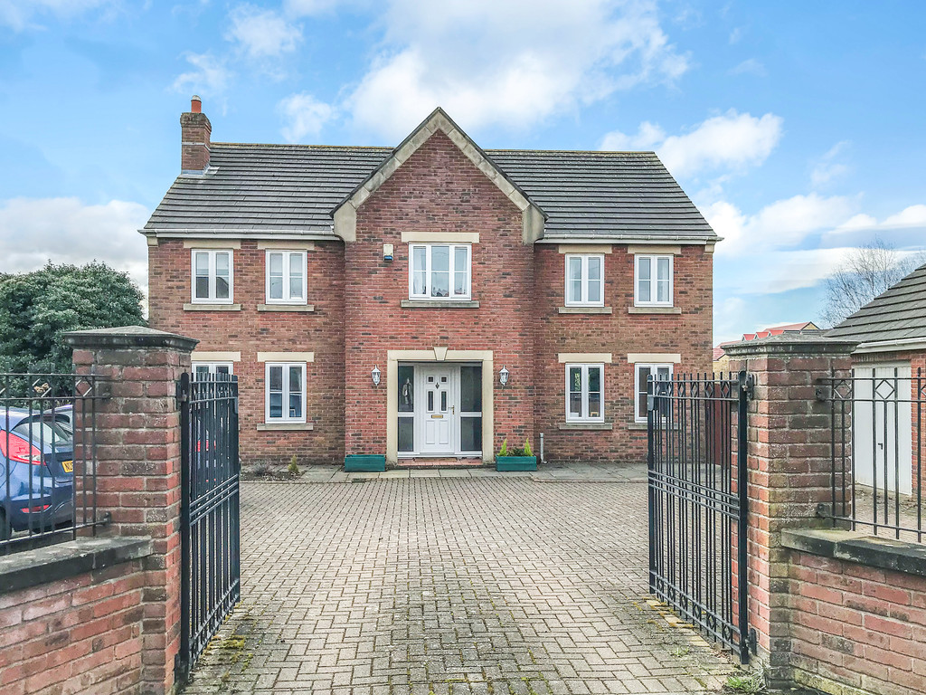4 bed detached house to rent in Junction Road, Stockton-on-Tees  - Property Image 1