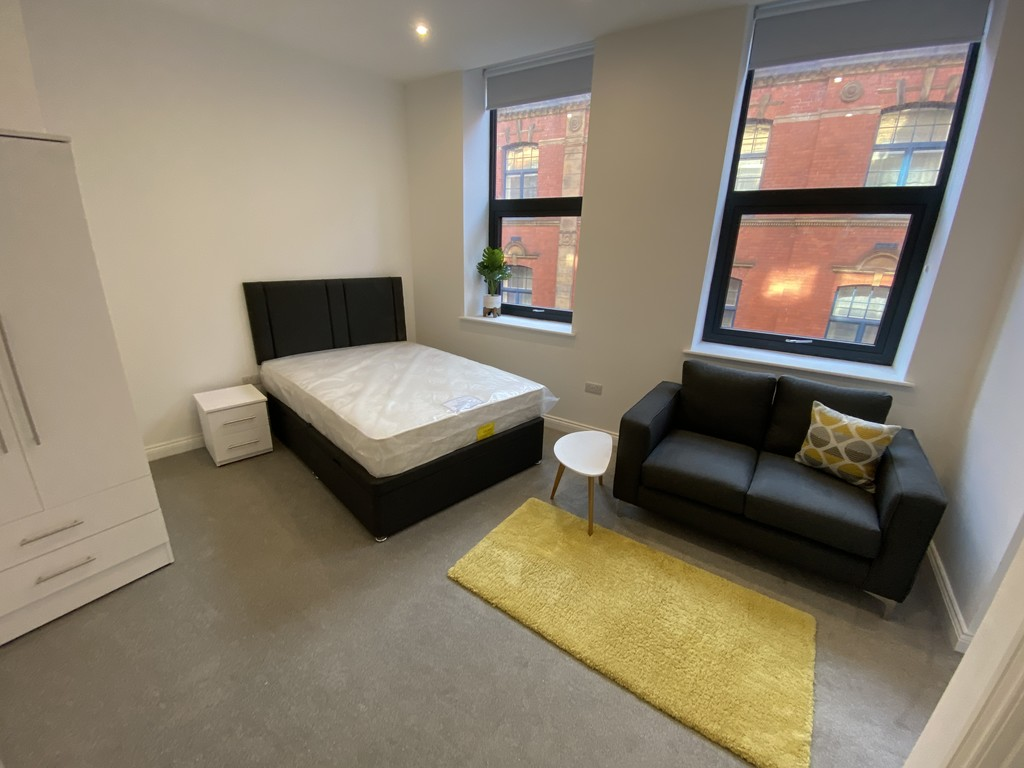 1 bed studio flat to rent in St. Andrews Street, Newcastle Upon Tyne  - Property Image 1