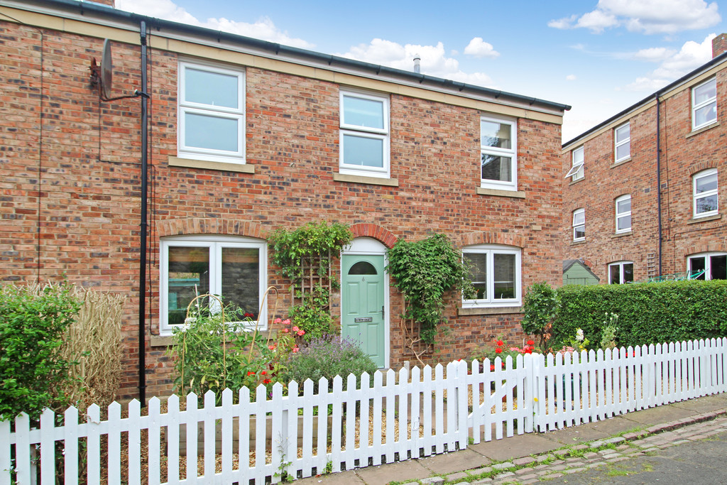 A two bedroom end terraced house situated in a desirable and convenient location within the popular market town of Hexham.