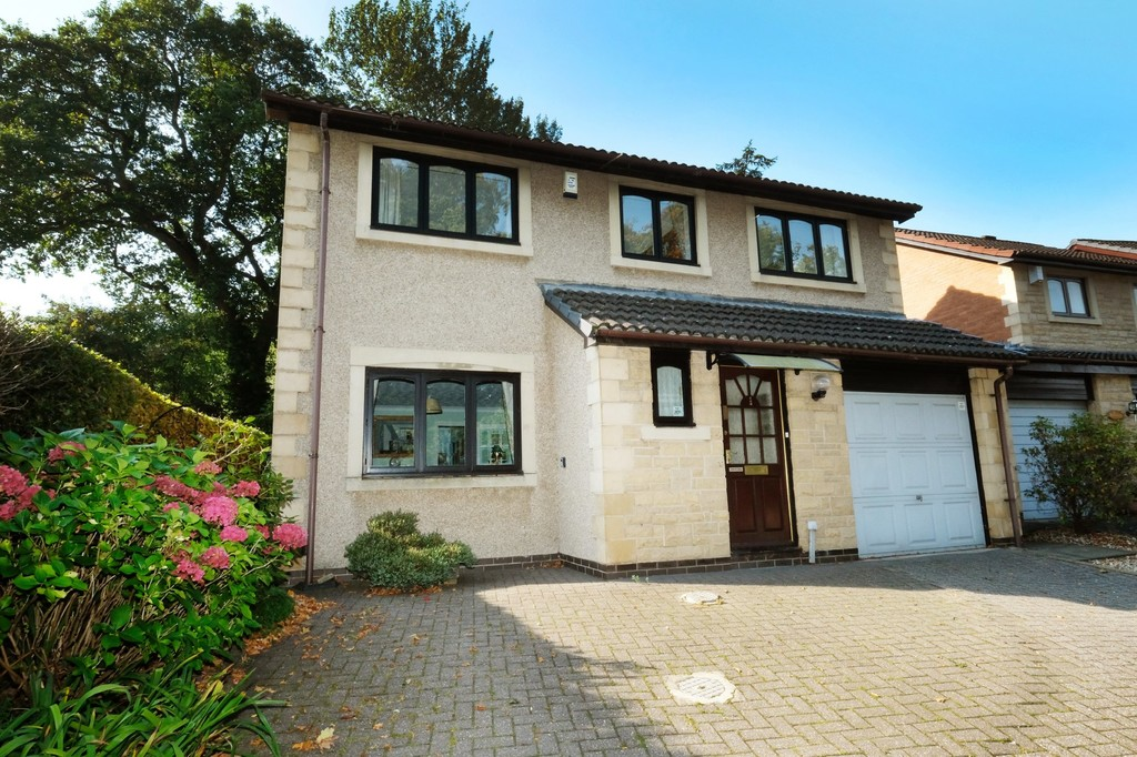 A detached four-bedroom property ideally located in the West end of the beautiful market town of Hexham.