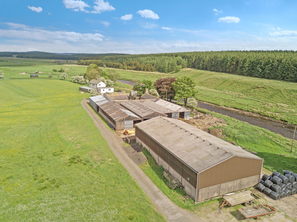 The sale of Horseholme Farm presents an opportunity to purchase a sizeable and equipped hill farm. The property has significant potential both in its current form and/or an alternative use with income opportunities from Tourism, Natural Capital and also Forestry. The farm is available as a whole (circa 312.71 Ha, 772.72 Ac) or in two lots.