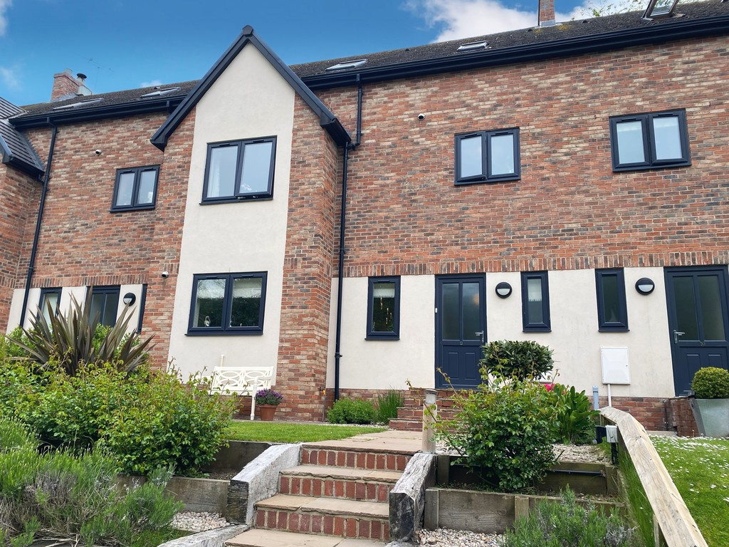 4 bed terraced house for sale in Wellfield Gardens, Alnwick  - Property Image 1