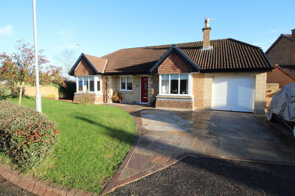 3 bed detached bungalow for sale in St. Edmunds Green, Stockton-on-Tees, TS21