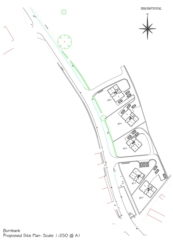 ** FOUR PLOTS REMAINING ** We are delighted to bring to market five individual, serviced self build plots with planning permission to create four bedroom detached houses. This exciting development is situated in the village of Greenhaugh within the Northumberland National Park.