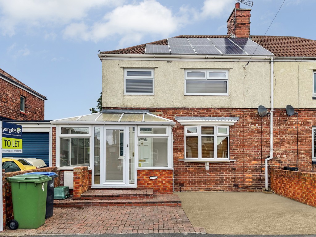 We are pleased to offer this 3 bedroom semi-detached house in the highly desired village of Sedgefield. Situated in a much sought after area of the village, this spacious house has so much potential.
