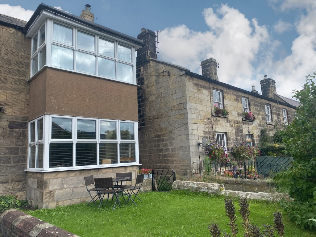 Two bedroom mid- terrace cottage situated in the rural village of Thropton.