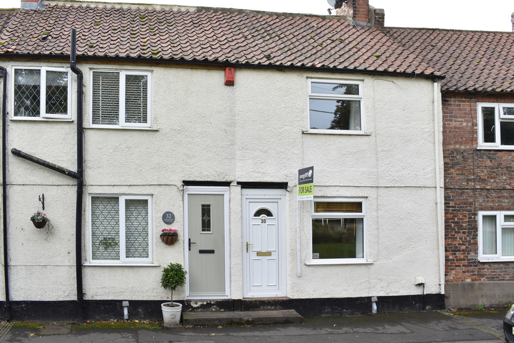 A charming 2 bedroom mid terraced cottage in good decorative order located in the popular village of Brompton overlooking The Green on Water End. The property has well-proportioned rooms throughout & a private rear garden which faces towards the south. There is a gas central heating system, with a combi boiler having been installed in 2019.