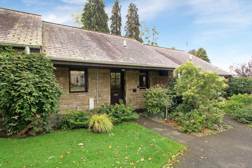One bedroom bungalow set in a stunning location of a former care home within the prestigious Elvaston Road area of Hexham