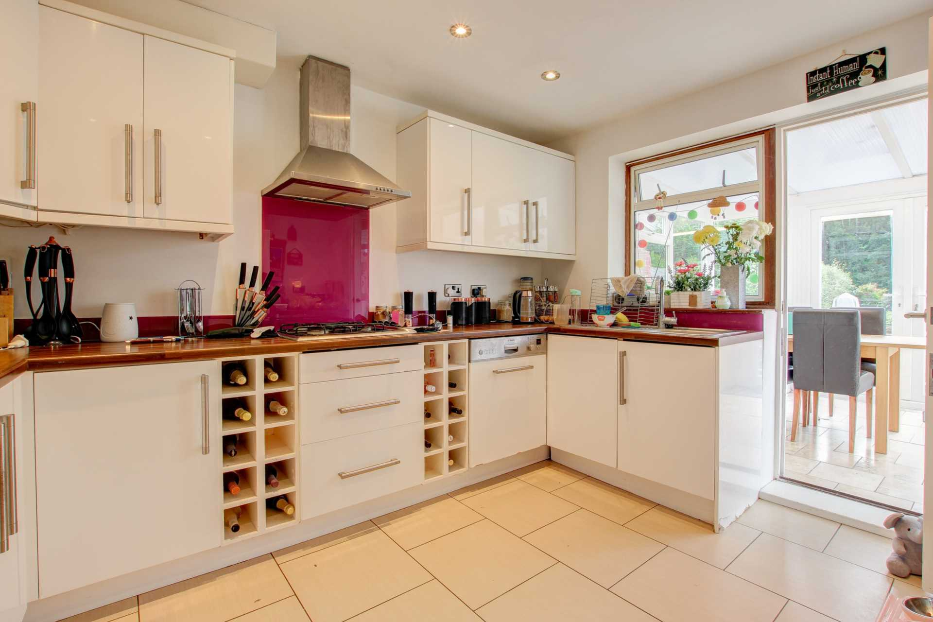 3 bed terraced house for sale in Churchill Close, Sturminster Marshall, Wimborne  - Property Image 2