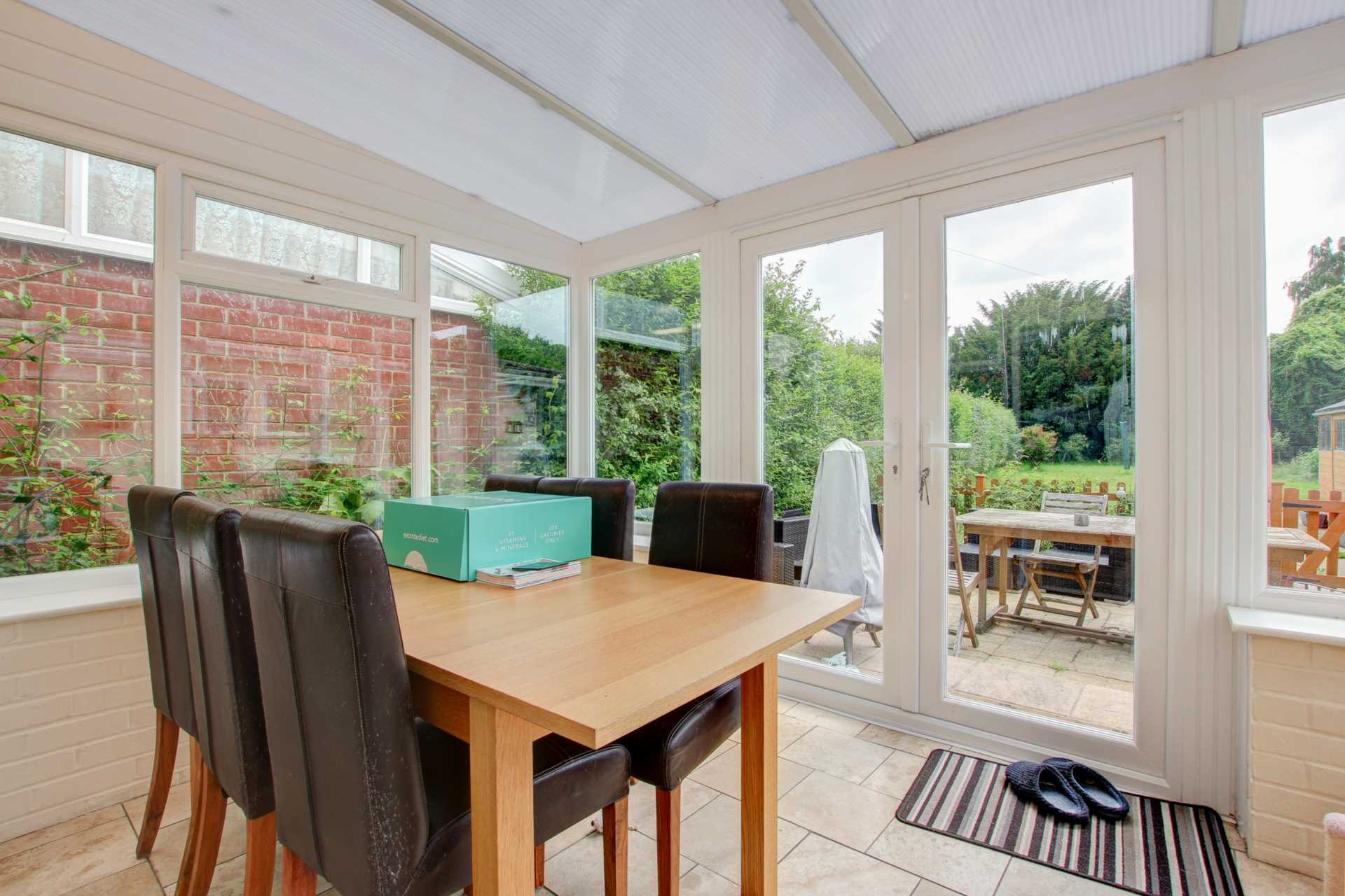 3 bed terraced house for sale in Churchill Close, Sturminster Marshall, Wimborne 2