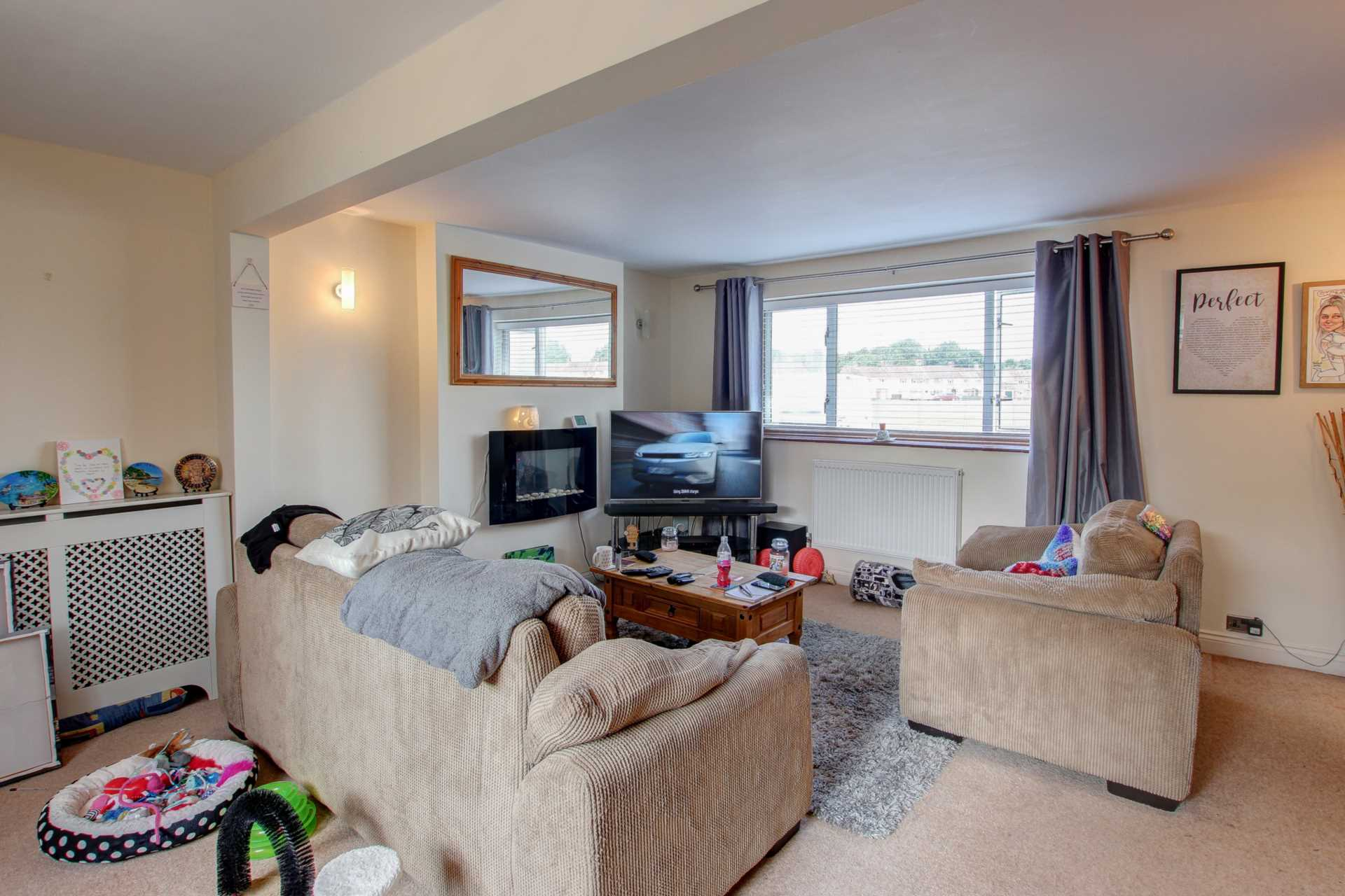 3 bed terraced house for sale in Churchill Close, Sturminster Marshall, Wimborne 8