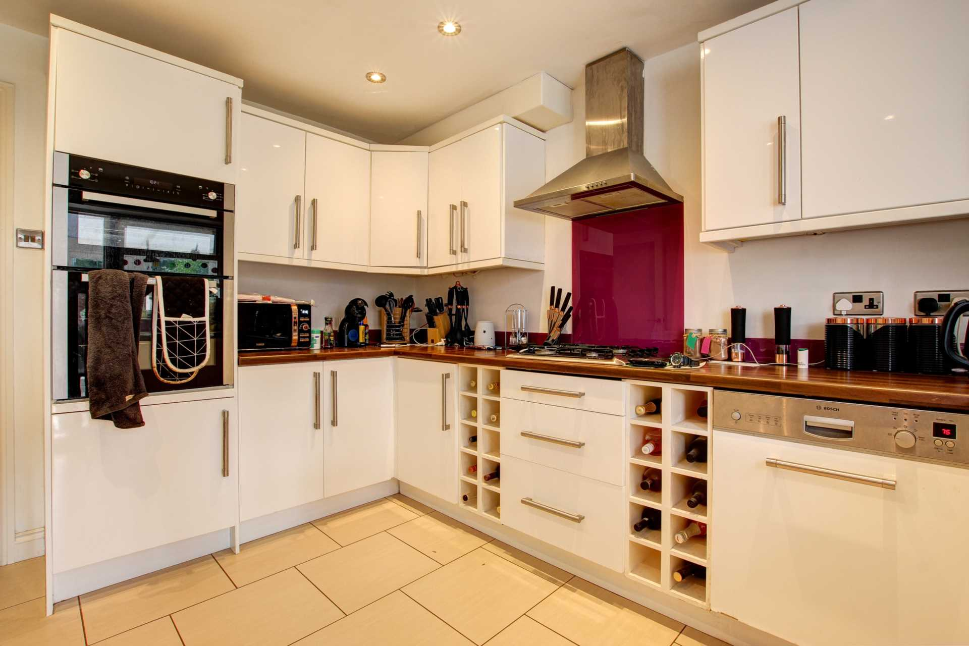 3 bed terraced house for sale in Churchill Close, Sturminster Marshall, Wimborne 9