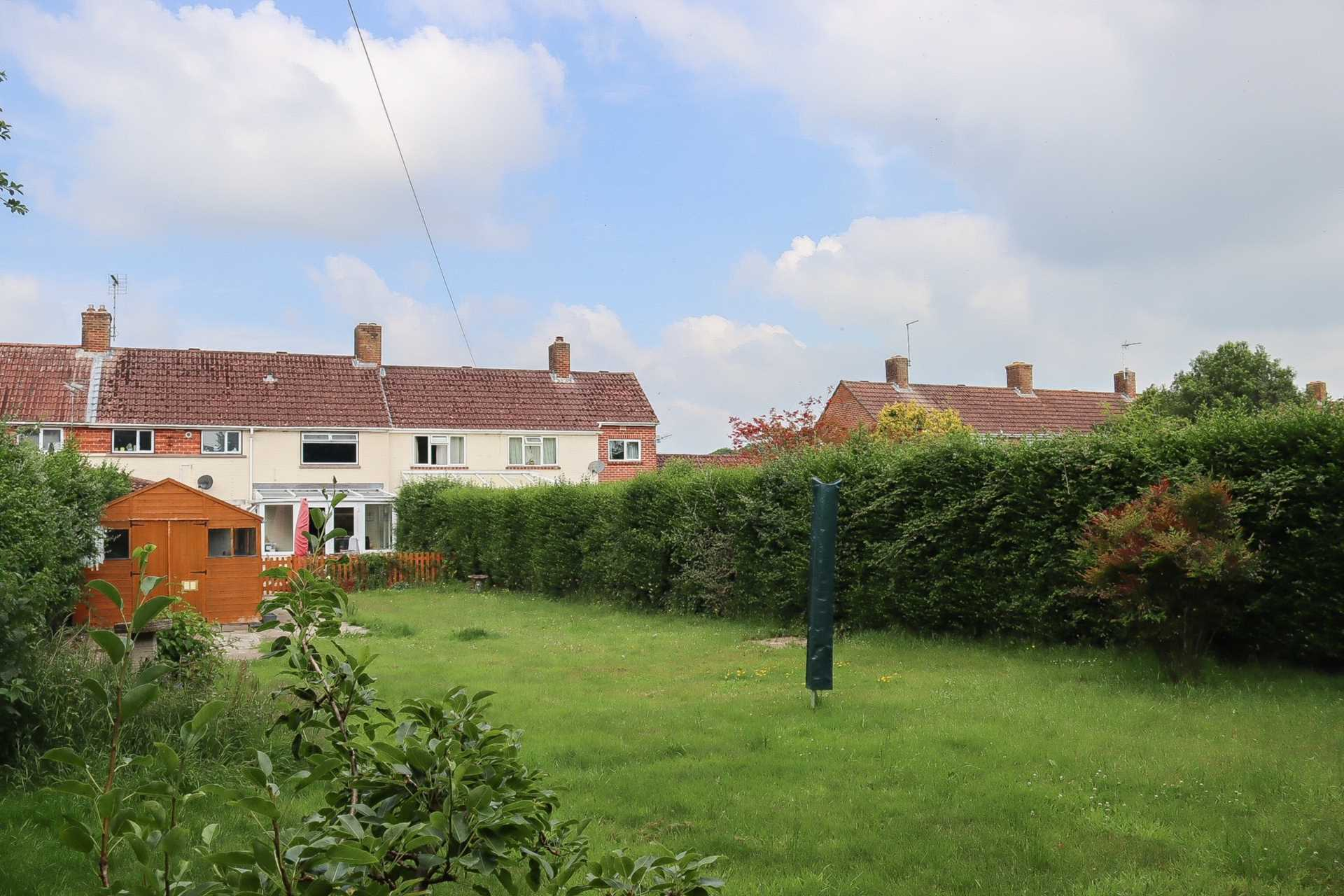 3 bed terraced house for sale in Churchill Close, Sturminster Marshall, Wimborne 13