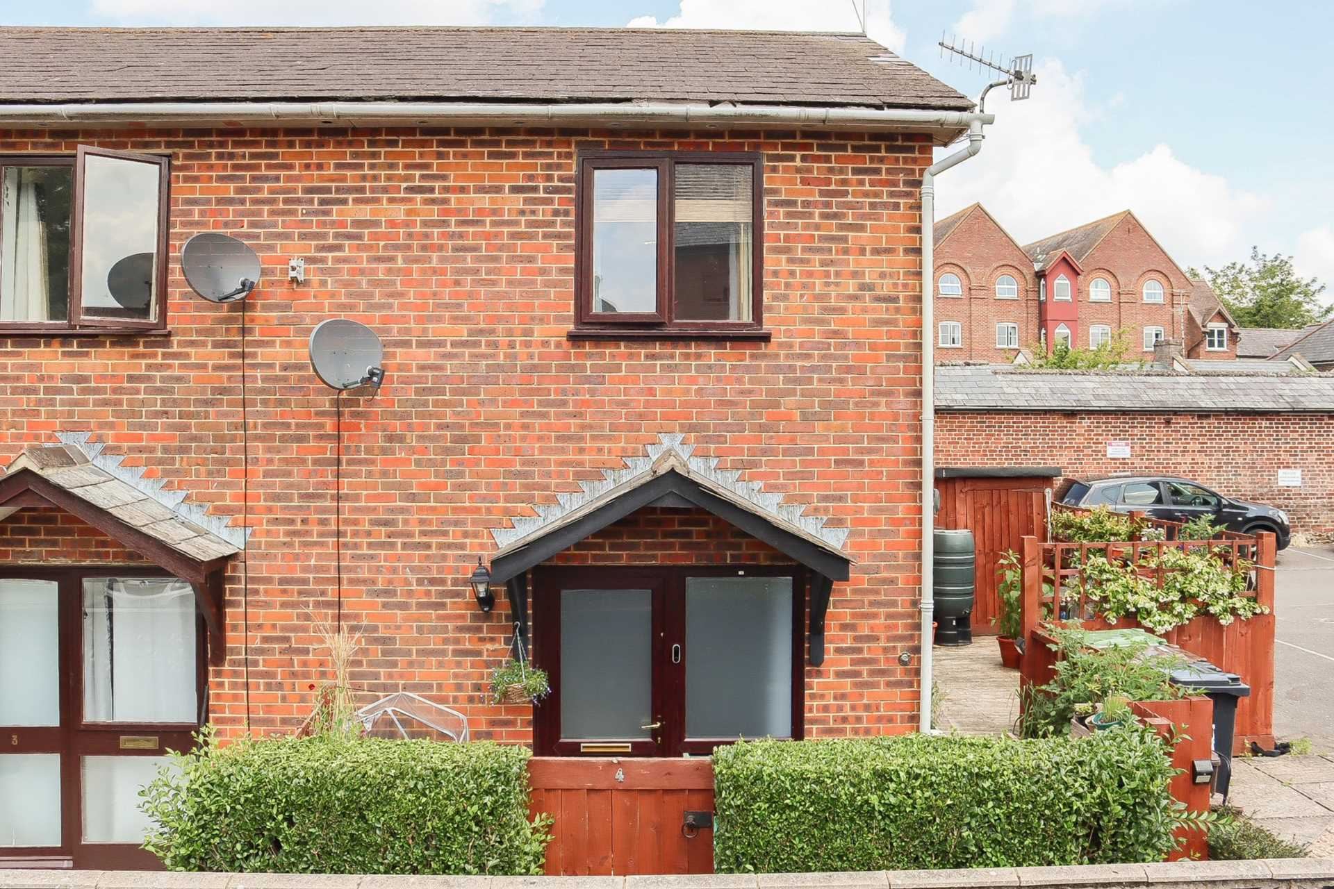 2 bed end of terrace house for sale in The Mews, Shorts Lane, Blandford Forum, Blandford Forum  - Property Image 1