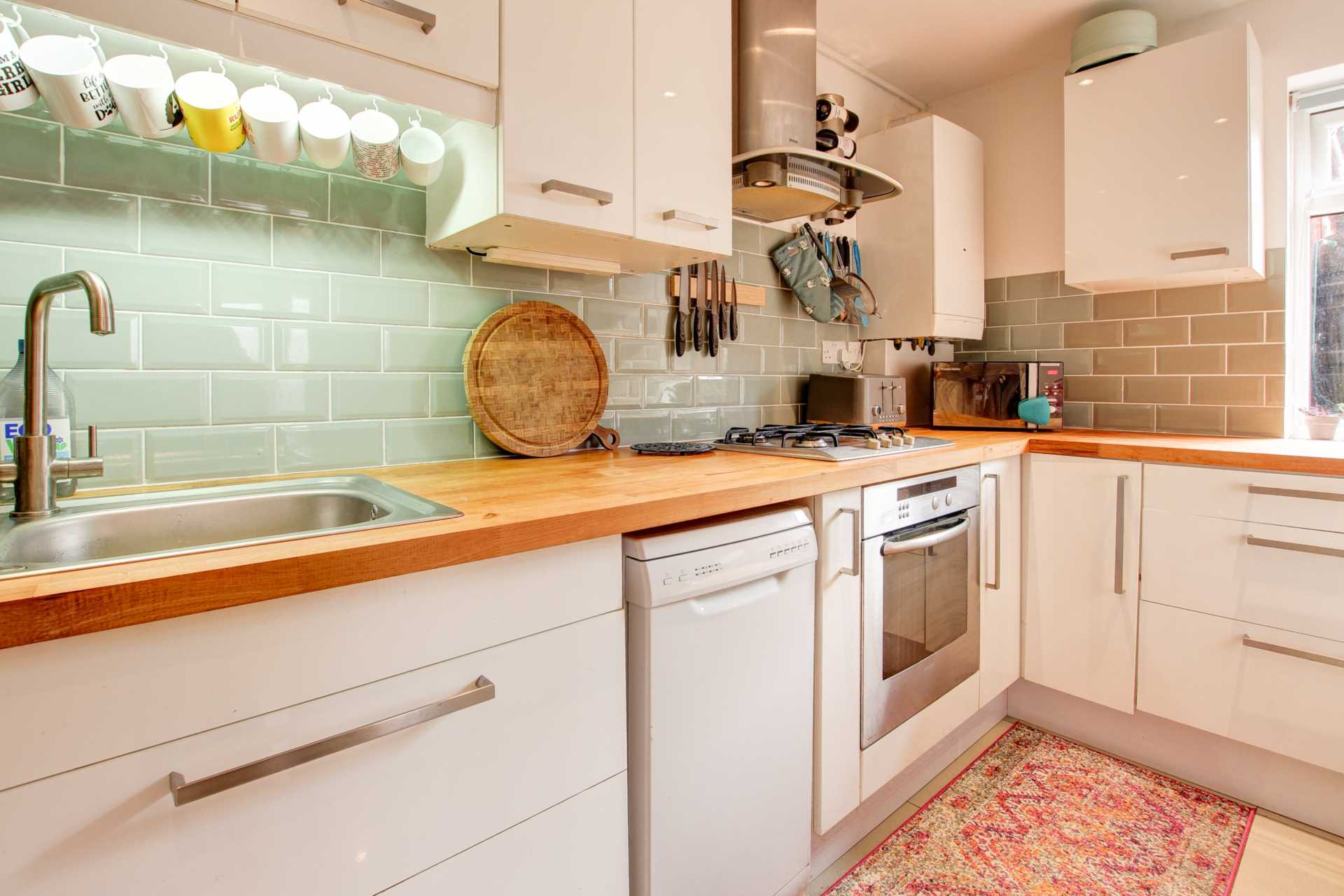 2 bed end of terrace house for sale in The Mews, Shorts Lane, Blandford Forum, Blandford Forum 1