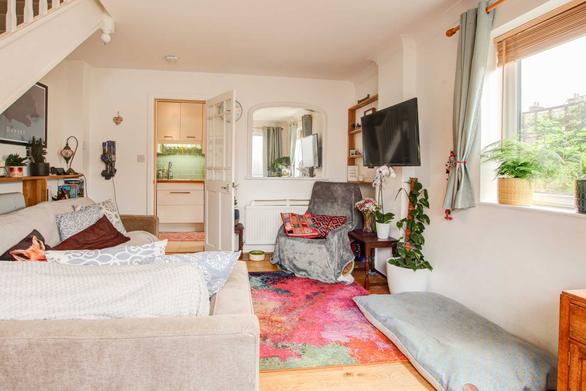 2 bed end of terrace house for sale in The Mews, Shorts Lane, Blandford Forum, Blandford Forum  - Property Image 3
