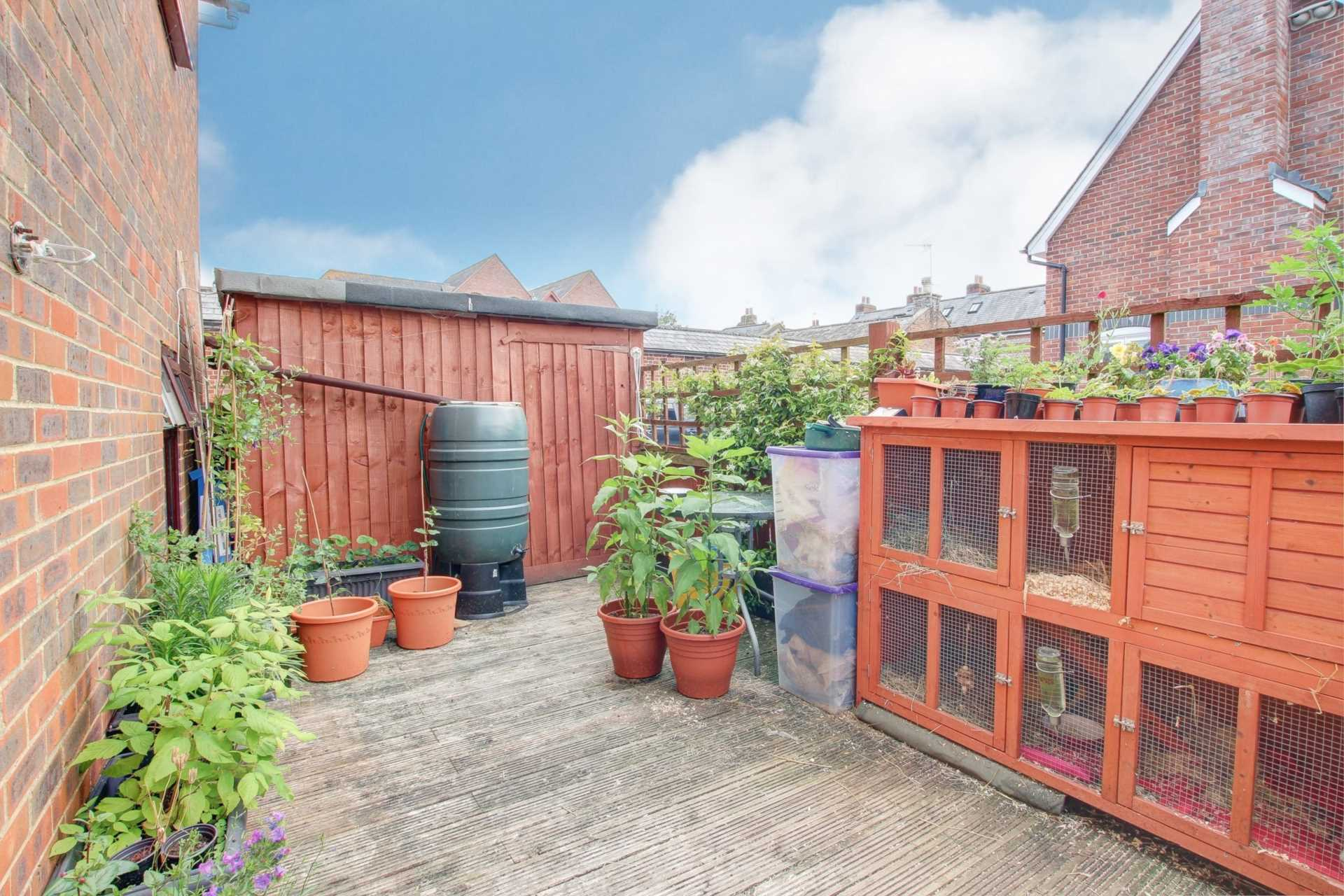 2 bed end of terrace house for sale in The Mews, Shorts Lane, Blandford Forum, Blandford Forum  - Property Image 4
