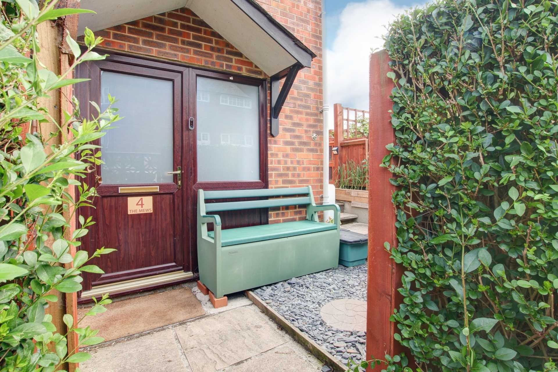 2 bed end of terrace house for sale in The Mews, Shorts Lane, Blandford Forum, Blandford Forum 7