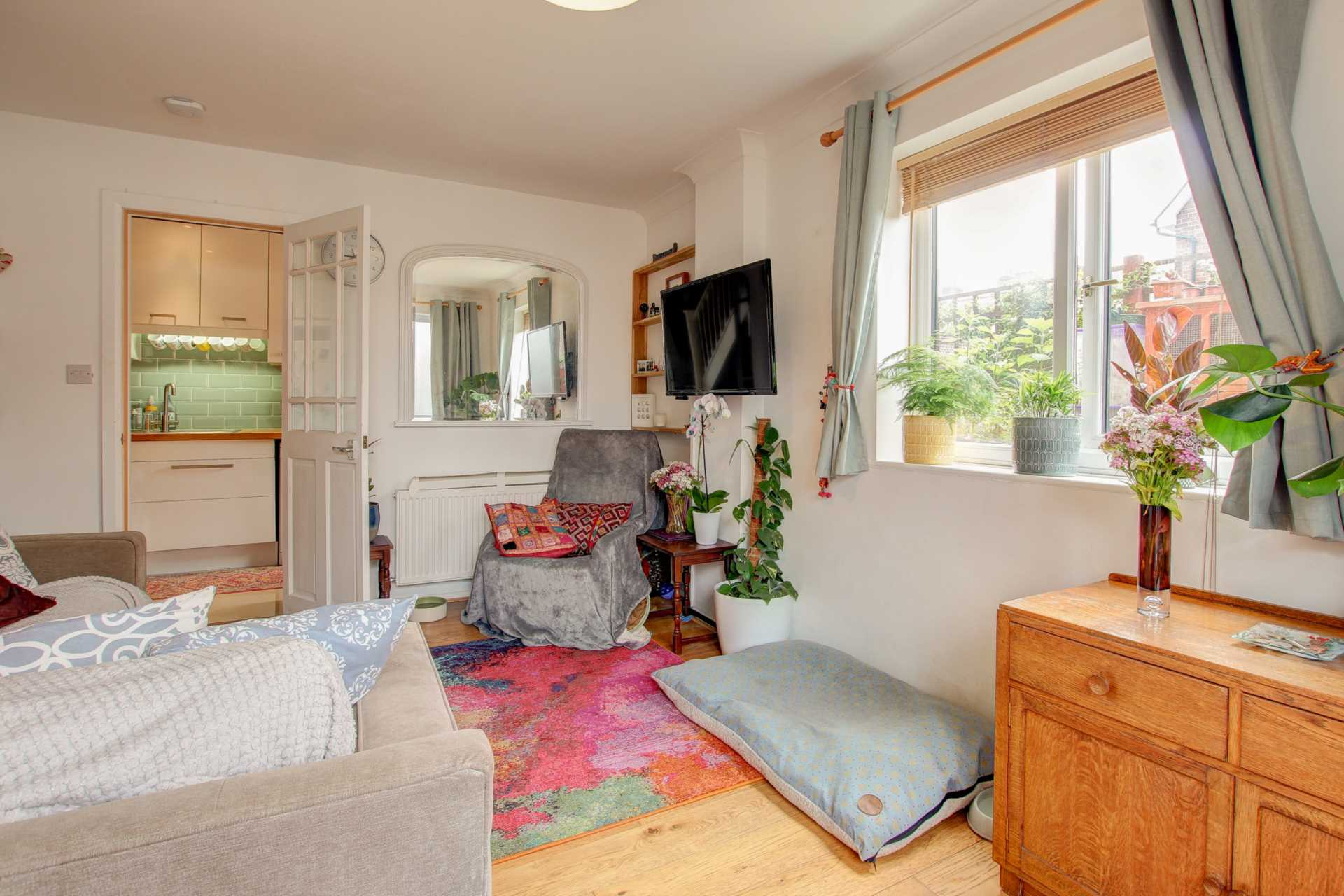 2 bed end of terrace house for sale in The Mews, Shorts Lane, Blandford Forum, Blandford Forum 8