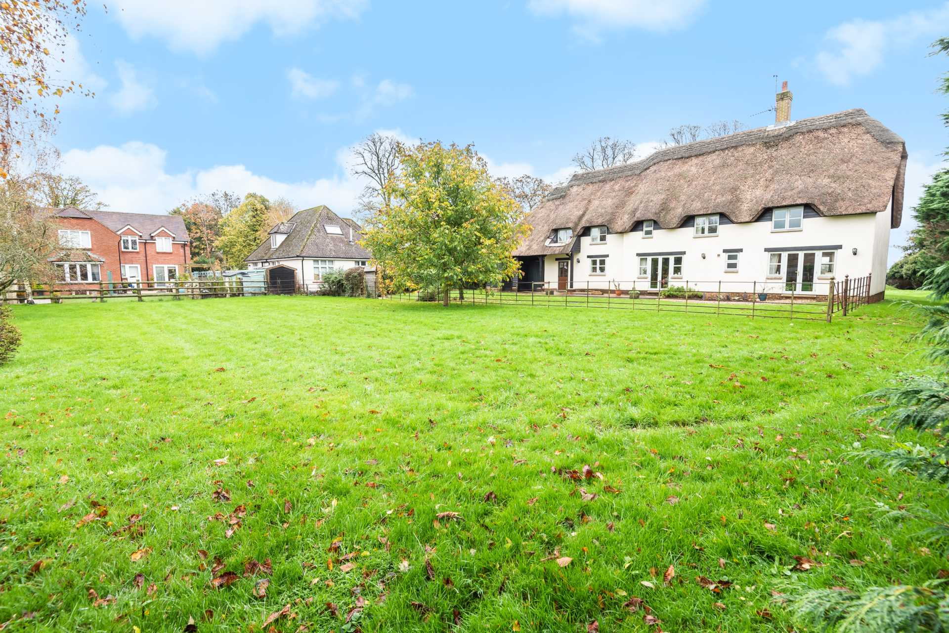 4 bed detached house for sale in Wagtails, Whatcombe Lane, Winterborne Whitechurch, Blandford Forum 9