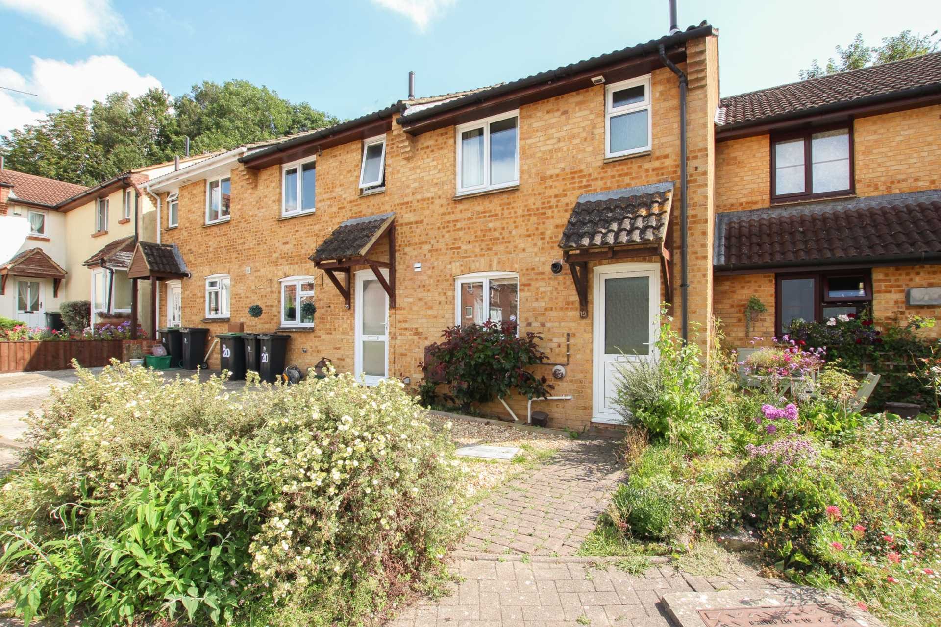 2 bed terraced house for sale in Eastleaze Road, Blandford Forum - Property Image 1